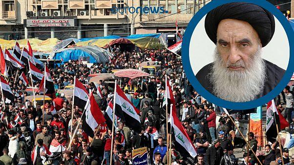 آیتالله سیستانی: نخست وزیر عراق باید بدون «دخالت خارجی» انتخاب شود