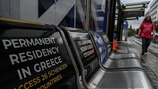 Yunanistan'da 'altın vize'ye rekor talep geldi