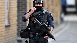 شرطي بريطاني