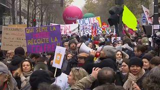 Frankreich erwartet neuen Generalstreik