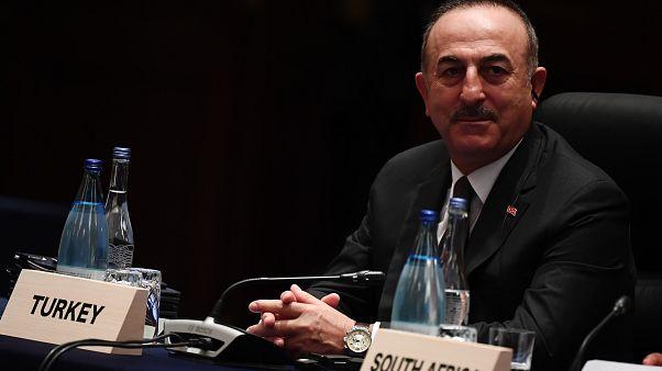 Çavuşoğlu'dan NATO açıklaması: Bizim plan (YPG) yayımlanmadan onların (Baltık) planı yayımlanmayacak