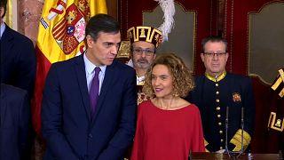 Homenaje del Congreso a los 41 años de la Constitución Española