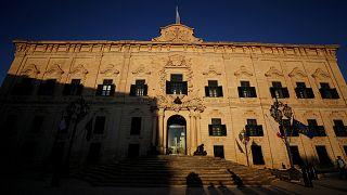 قصر الحكومة المالطية ـ فاليتا