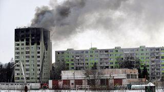 خمسة قتلى في انفجار غاز في سلوفاكيا