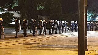 Ελλάδα: Δυνάμεις της αστυνομίας ΦΩΤΟ ΑΡΧΕΙΟΥ