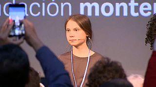 Thunberg convierte la COP25 en la Cumbre de Greta