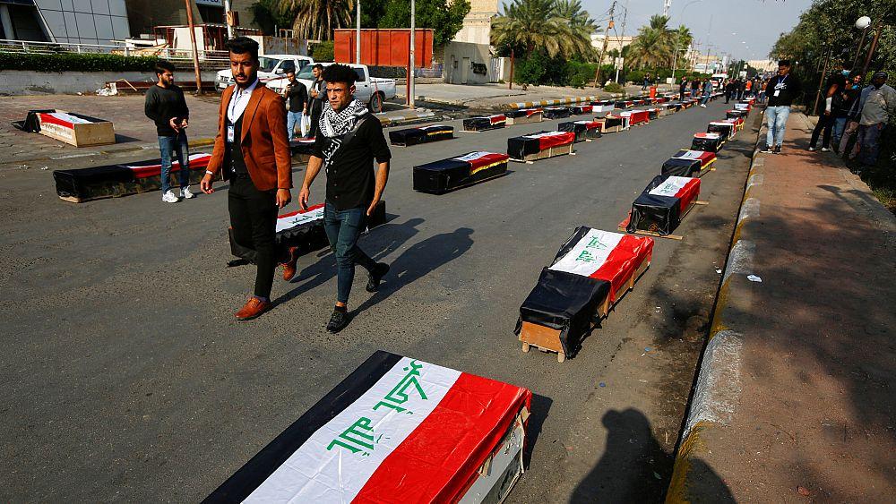ABD Iraklı 3 milis liderini protestocuların ölümüne yol açtıkları gerekçesiyle kara listeye aldı