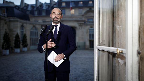 رئيس الوزراء الفرنسي إداور فيليب