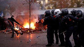 Protestolar nedeniyle Türkiye'den Fransa'ya seyahat uyarısı