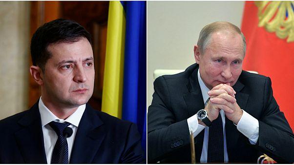 """رئيس أوكرانيا السابق بوروشينكو ينصح الحالي زيلينسكي:""""لاتثق في بوتين"""""""