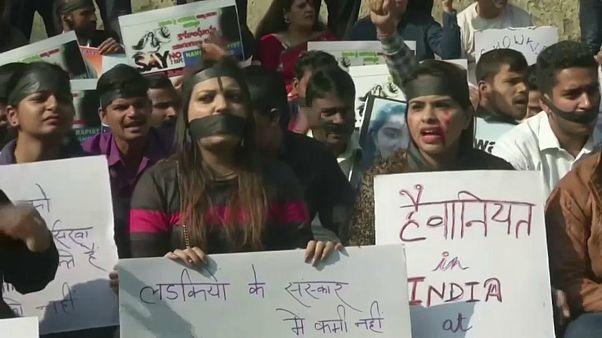 Estupor en la India tras el desenlace de una violación grupal