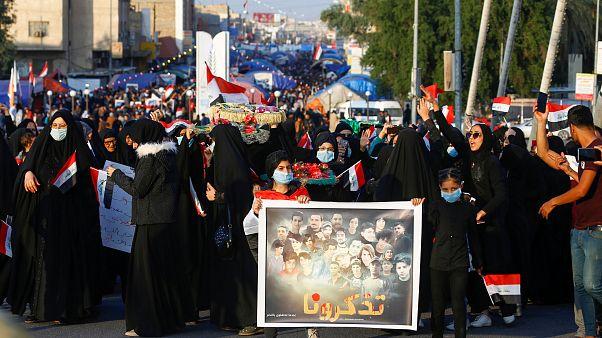 واشنطن تفرض عقوبات على قادة ميليشات عراقية حلفاء لإيران يشتبه بتورطهم في قمع التظاهرات