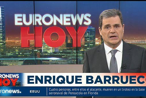 Euronews Hoy | Las noticias del viernes 6 de noviembre de 2019