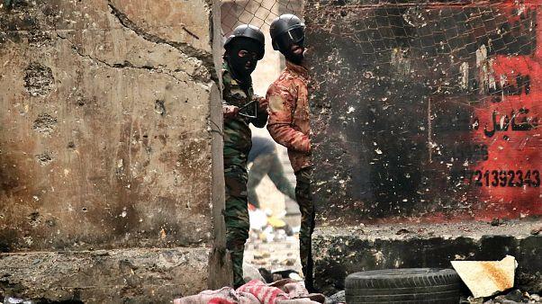 اوج گیری دوباره اعتراضها در عراق؛ دستکم ۹ نفر در بغداد کشته شدند