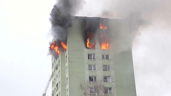 Трагедия в Словакии