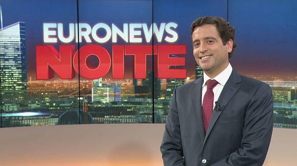 Euronews Noite   As notícias do Mundo de 6 de dezembro de 2019