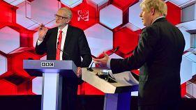 Regno Unito: Johnson tiene a distanza Corbyn nell'ultimo dibattito prima del voto