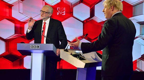 بريكست والأمن.. كباش بين جونسون وكوربين في آخر مناظرة قبل الانتخابات والأخبار الكاذبة