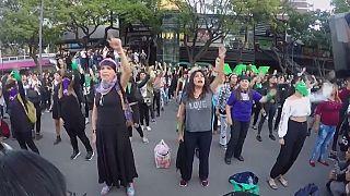 Mexico : unies contre les féminicides