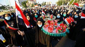 Iraq: sanzioni Usa contro la repressione