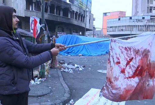 В Багдаде всё неспокойно: неизвестные расстреляли протестующих