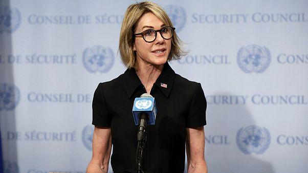کلی کرفت، سفیر آمریکا در سازمان ملل متحد