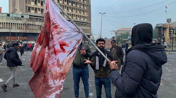 هجوم على منزل مقتدى الصدر وارتفاع حصيلة ضحايا ليلة دامية ببغداد برصاص ملثمين