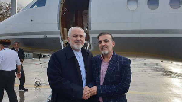 Echange de prisonniers entre l'Iran et les Etats-unis