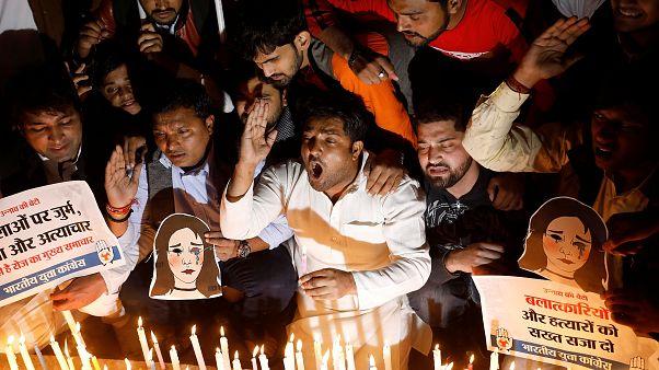 سرنوشت تلخ قربانی تجاوز گروهی که در مسیر دادگاه هند به آتش کشیده شد