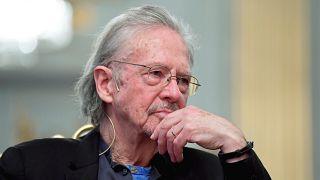 2019 Nobel Edebiyat Ödülü'nün sahibi Avusturyalı yazar Peter Handke