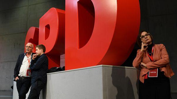SPD nur noch bei 11 % - Wie geht das mit dem Neustart?