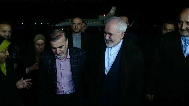 US-Präsident Donald Trump begrüßt Gefangenenaustausch mit dem Iran