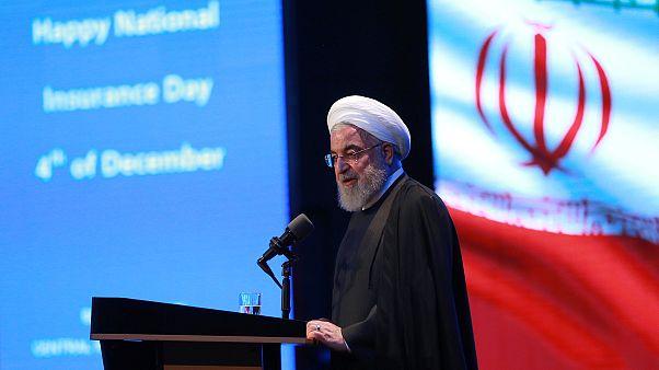 روحاني: ميزانية إيران ستقاوم العقوبات الأمريكية بتقليل الاعتماد على النفط
