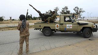 نیروهای نظامی دولت وحدت ملی لیبی
