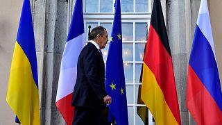 'Normandiya Dörtlüsü', Ukrayna krizine çözüm bulmak için Paris'te toplanıyor