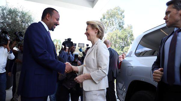 لماذا اختارت رئيسة المفوضية الأوروبية الجديدة إثيوبيا لتكون وجهتها الرسمية الأولى؟