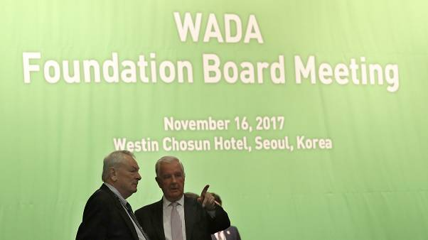 World Anti-Doping Agency or WADA, President Craig Reedie,