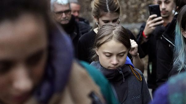 Greta Thunberg has been the centre of worldwide attention at the COP25 summit