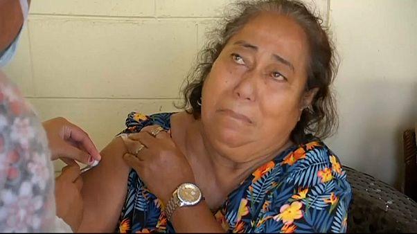 Amerikan Samoası'nda kızamık salgını ilan edildi: Eğitime ara verildi