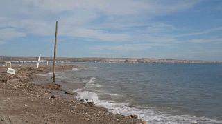 На юге Испании падают запасы пресной воды