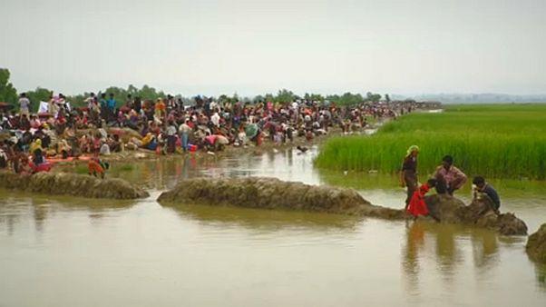 Η Νομπελίστρια-υπερασπιστής της Μιανμάρ στη Χάγη