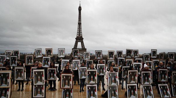 Manifestaciones en toda Europa para pedir medidas en la COP25