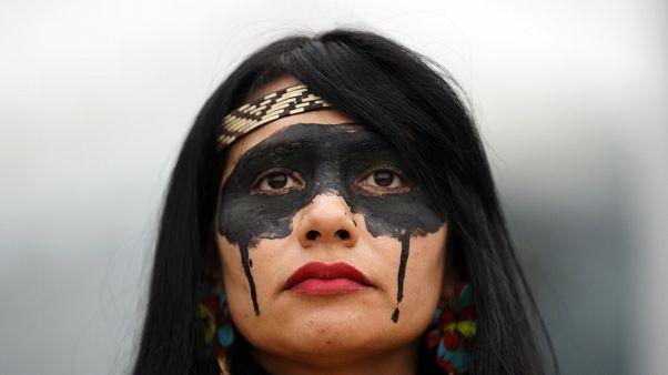 Las mareas negras de Brasil llegan a la COP25 de Madrid