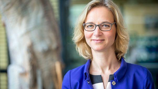 Belediye Başkanı Katja Wolf