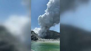 Vulkan auf Whakaari ausgebrochen: Mindestens 5 Tote