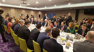 Το πρόγευμα εργασίας των Υπουργών Εξωτερικών της ΕΕ