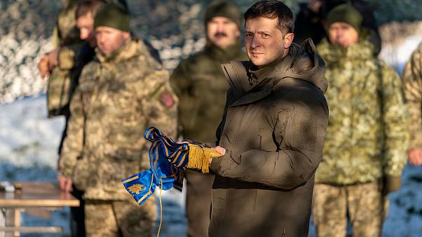 Ostukraine-Konflikt: Parteien treffen sich zu Friedensgipfel in Paris