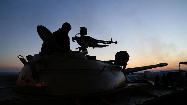 A globális fegyverkereskedelem több mint felét az amerikaiak fölözik le