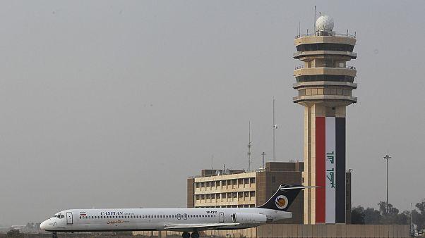 Bağdat Uluslararası Havaalanı / arşiv