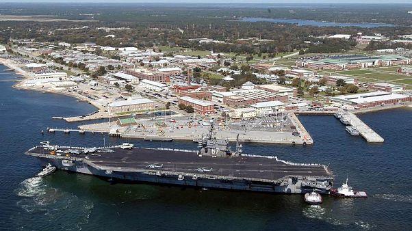 القاعدة العسكرية الأمريكية في فلوريدا